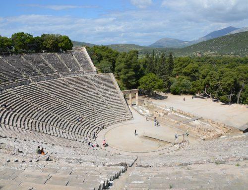 Ancient theatre of Epidavros